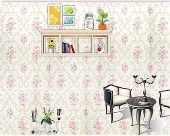 beibehang Living Room Bedroom Background Wall paper 3D Relief Fine Small Nonwovens Wallpaper papel de parede 3d wallpaper
