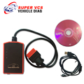 DHL Free Super VCS WIFI Universal Car Diagnostic Tool Super VCS Auto Code Scanner OBDII Interface VCS Scanner