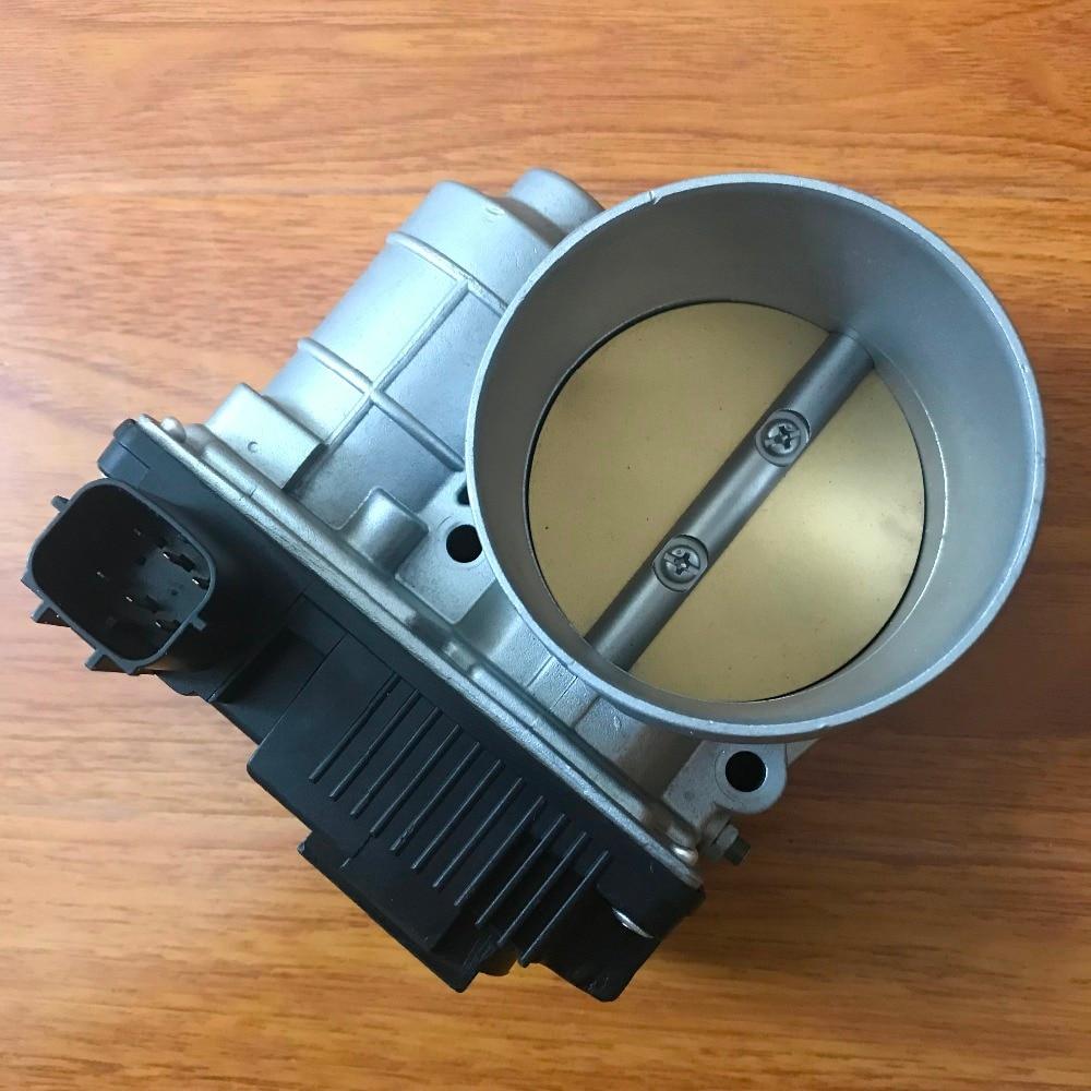 Throttle Body For Infiniti FX35 Nissan Quest Maxima Murano 2002-2009 цены