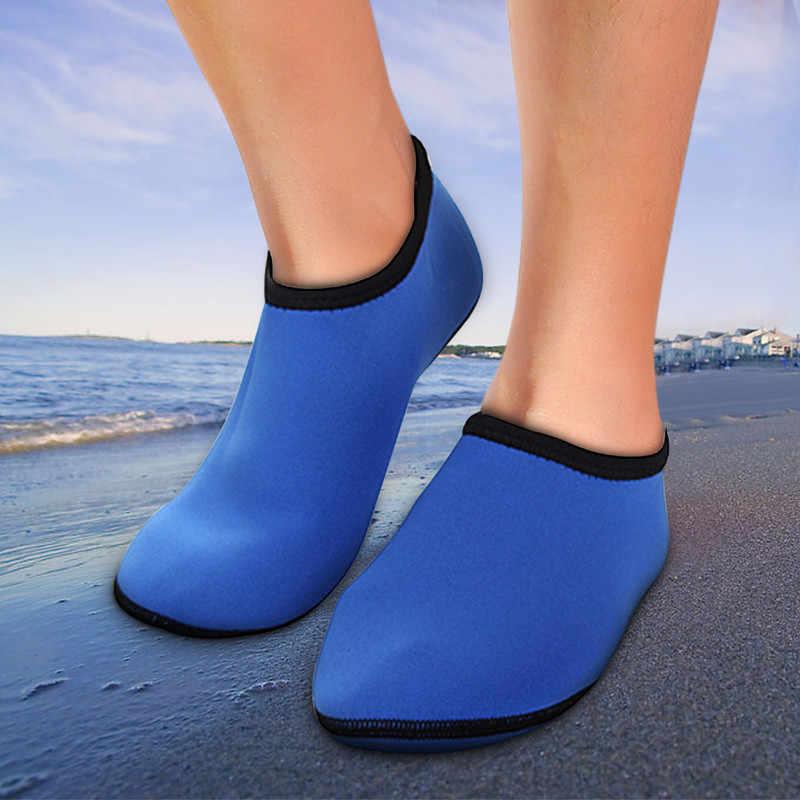 Hot Schoenen voor Zwemmen 2.5mm 1 Paar Neopreen Duiken Sokken Duiken Scuba Surfen Zwemmen Sokken Water Sport Snorkelen Laarzen