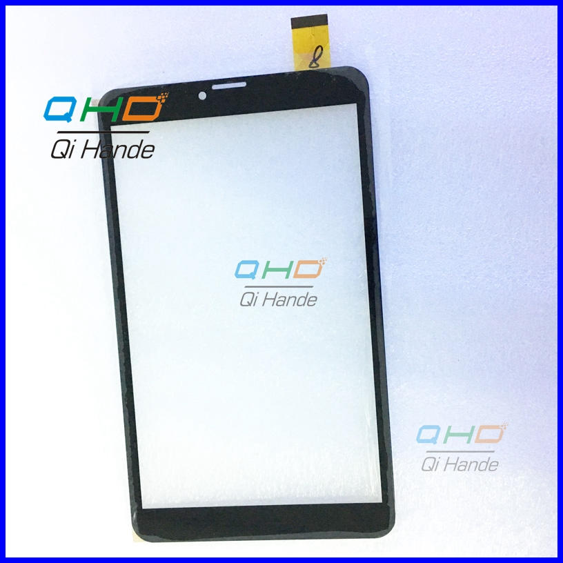 Black New For 8'' inch Dexp Ursus Z380 3G Multitouch Panel PC Capacitive touch panel Digitizer Sensor Replacement Touch Screen new dexp ursus 8ev mini 3g touch screen dexp ursus 8ev mini 3g digitizer glass sensor free shipping