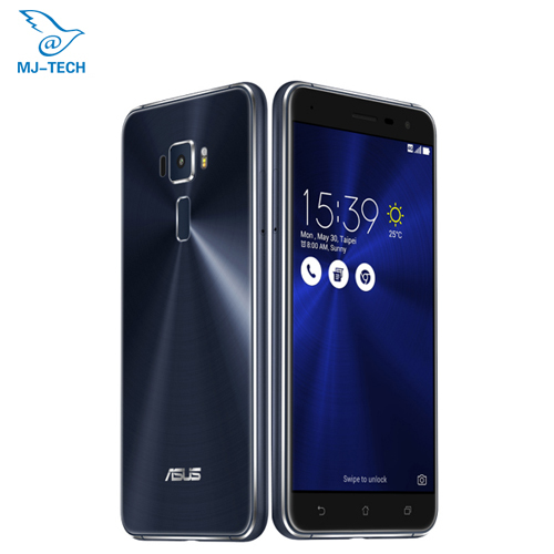 Original asus zenfone 3 ze552kl 5.5 inch Android 6.0 Qualcomm Octa Core 2.5D 4G RAM 64G ROM 1080P 5.5'' 16.0MP smart cellphone