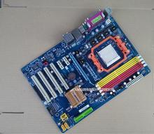 GA-M52L-S3P основной плате DDR2 AM2 AM3 + в одиночку шоу quad core материнская плата поддержка 7750640