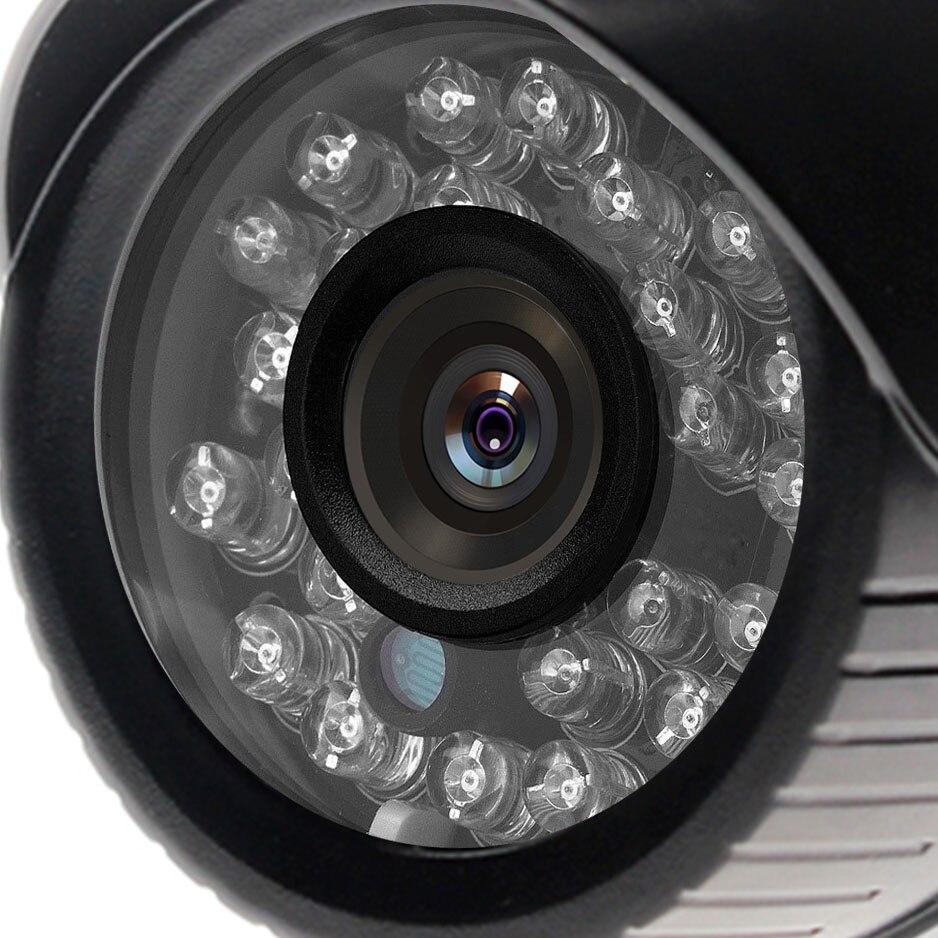 4CH AHD DVR Security Camera System CCTV Security System Video Surveillance Kit 2PCS 720p/1080P AHD Bullet Outdoor Camera DVR Set