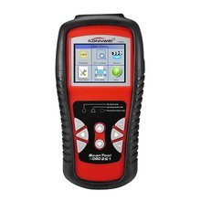 KONNWEI Car OBD2 Scanner,Automotive Diagnostic Scan Tool  Color Screen OBD2 II EOBD Check Car Engine Light Fault Codes Reader