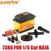 JX Servo PDI HV2070MG 73KG Metal gear High Voltage Core Digital Servo 1/5 Car compatible SAVOX 0236 LOSI XL 5T BAJA