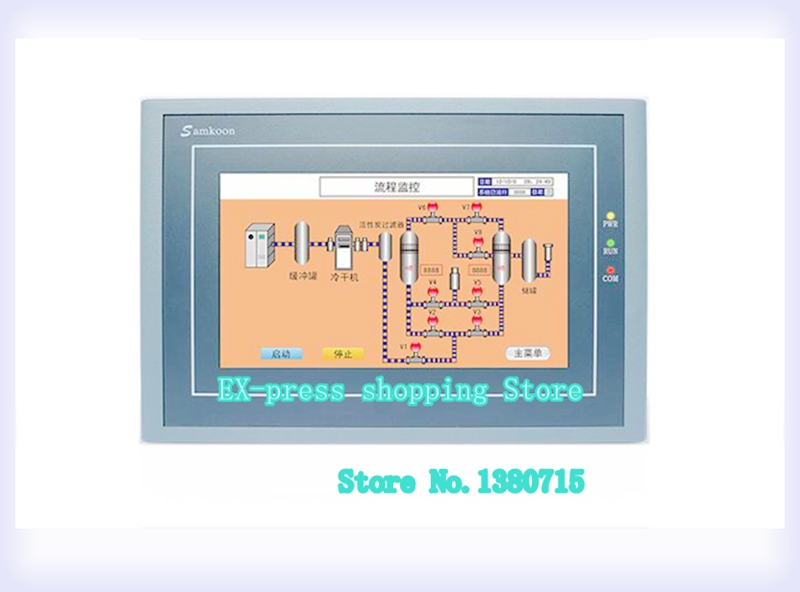 SA-070H 7 inch hmi touch screen new in box pws6a00t p hitech hmi touch screen 10 4 inch 640x480 new in box