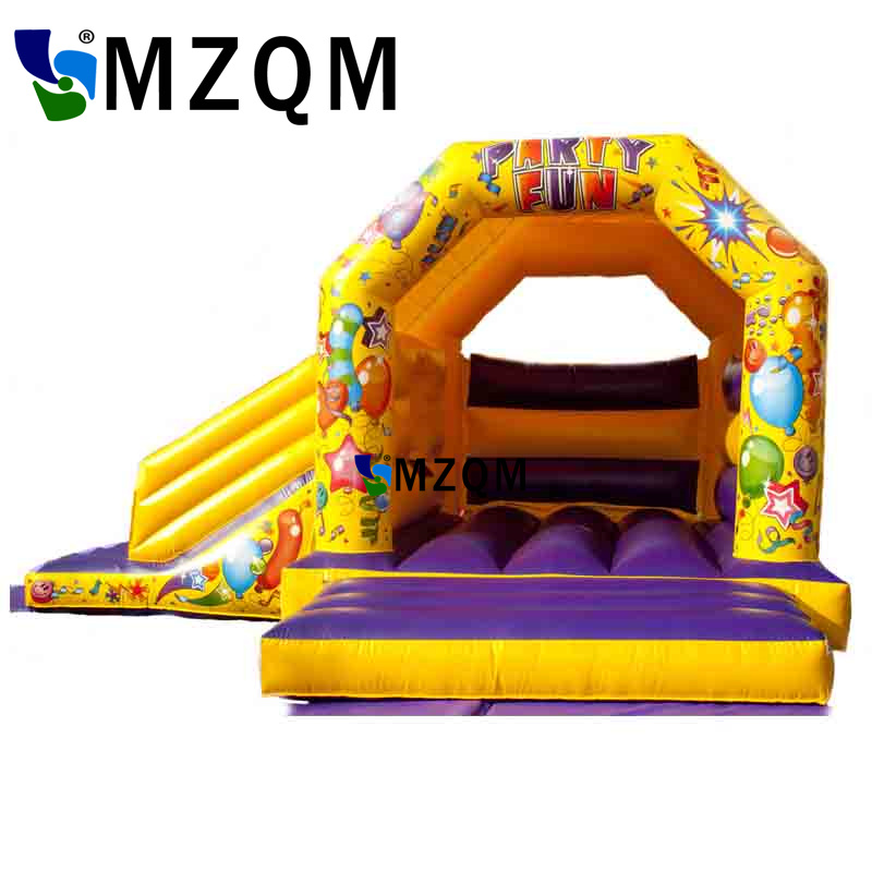 2017 New style MZQM commercial inflatable font b bouncer b font inflatable balloon font b bouncer