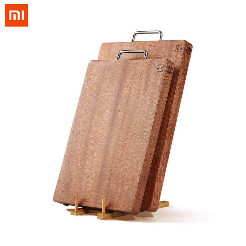Xiaomi Mijia Wood Chopping Board Kitchen Thick Cutting Board Vegetable Meat Tools Kitchen Accessories Chopping Board