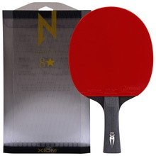 Xiom профессиональный настольный теннис ракетки с бугорками резиновые высокое качество 6/7/8/9 звезд пинг ракетки для понга