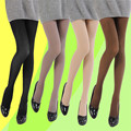 80D /120D Sexy Women Tights High Elastic Velvet Butterfly Crotch Spring and Autumn Pantyhose for Girl Stocking 4 Color