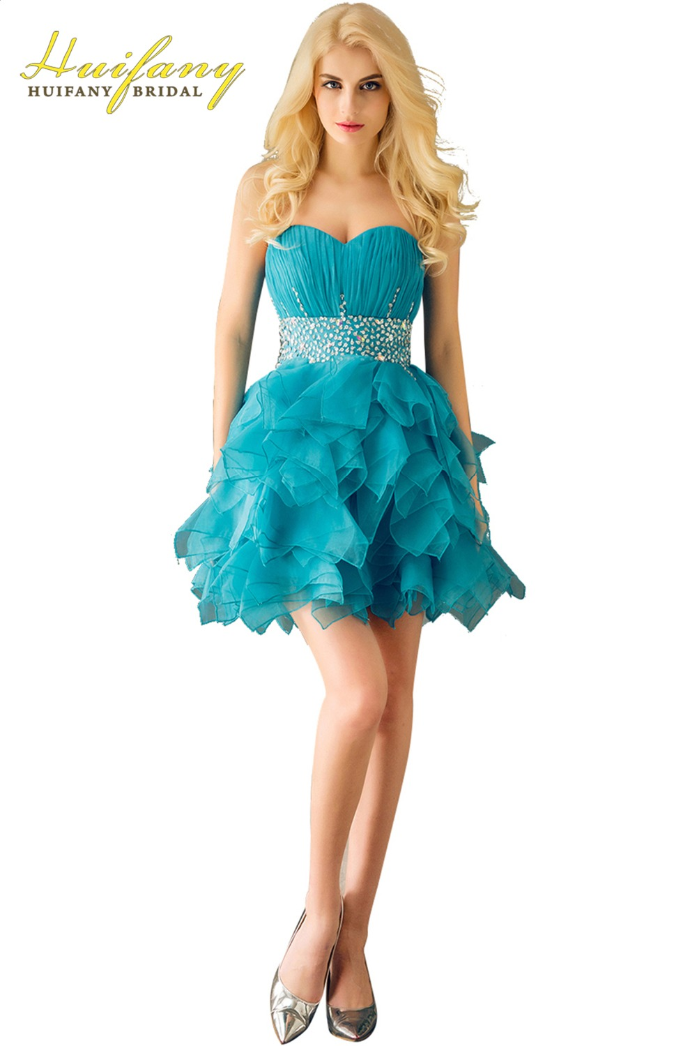 Popular Turquoise Blue Dress Prom-Buy Cheap Turquoise Blue Dress ...