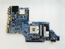 100% tested 665990-001 for HP pavilion DV7 DV7T DV7-6000 laptop motherboard with for Intel hm65 chipset free shipping !
