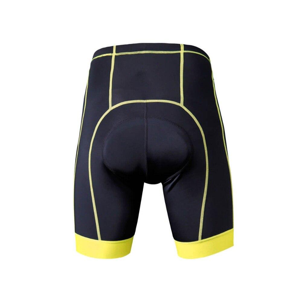 Zangxinglang Coolmax 4D Padded Cycling Shorts Shockproof MTB Road Bike Shorts Bermuda Ciclismo Asian size 9 sizes
