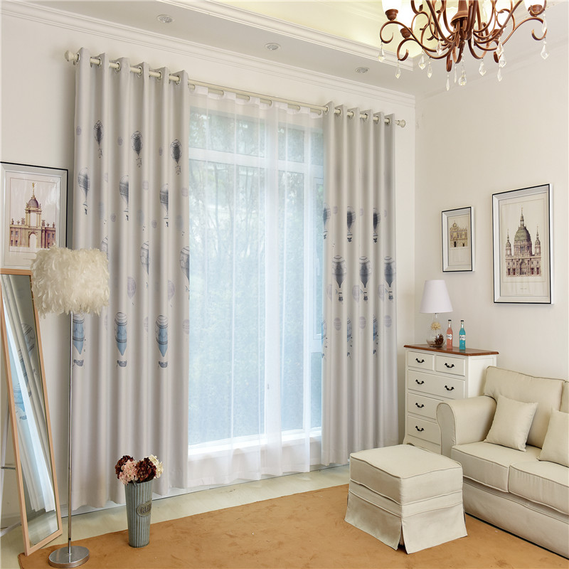 Online Get Cheap Balloon Curtains -Aliexpress Alibaba Group - balloon curtains for living room