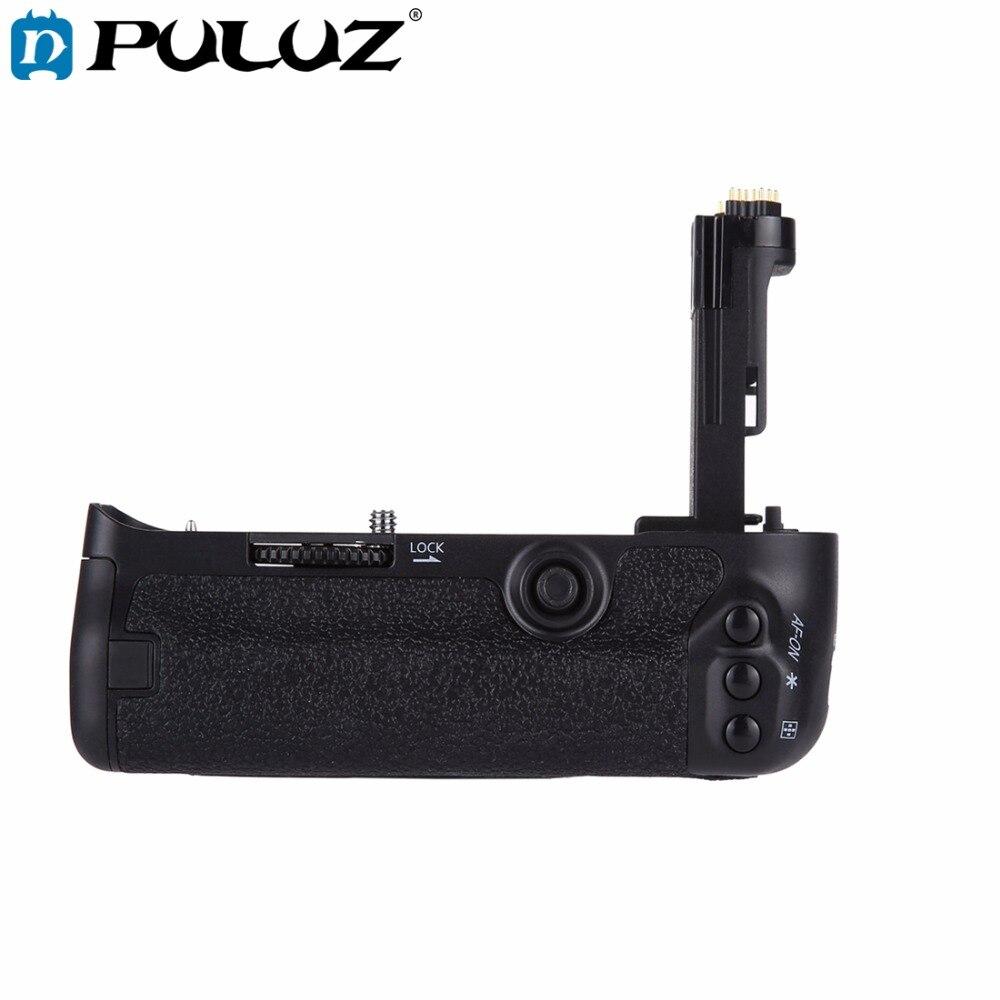 PULUZ accessoires pour appareil photo poignée de batterie verticale pour Canon EOS 5D Mark III/5DS/5DSR appareil photo reflex numérique