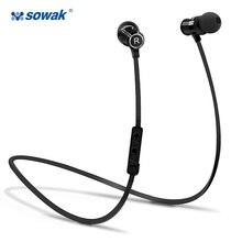 หูฟังไร้สายบลูทูธหูฟังเดิมSOWAK S3โฟนเดอouvidoสำหรับโทรศัพท์บลูทูธหู4.1สำหรับหูฟัง