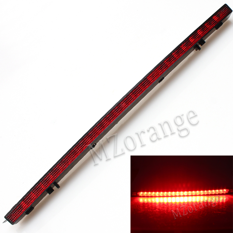 MZORANGE Car High Positioned Mounted Additional Rear Third Brake Light Stop Lamp For Skoda OCTAVIA Superb third brake lamp led third stop brake light lamp rear for mercedes benz w203 c160 c180 c200 c220 c230 c240 c270 c280 c320 c350
