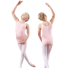 ballet leotard gymnastics girls dance ballerina tank swimsuit cotton leotards for