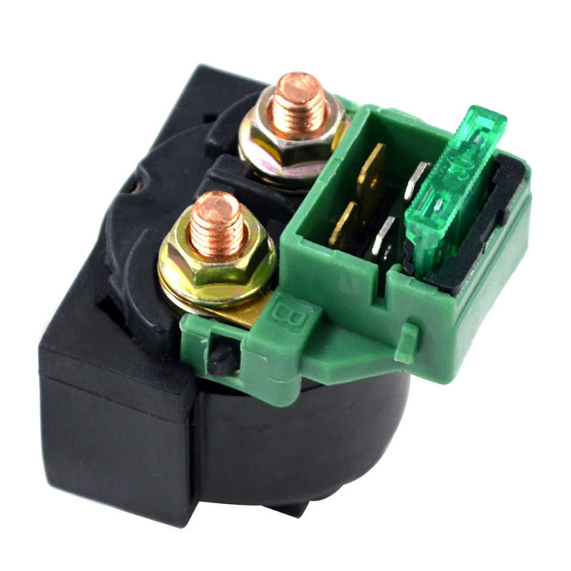 Motocicleta arranque eléctrico interruptor de relé para Honda VT1100 VT500 VT500C VT600C/CD VT700 VT 700 500C VT750C XL600V XL 600V