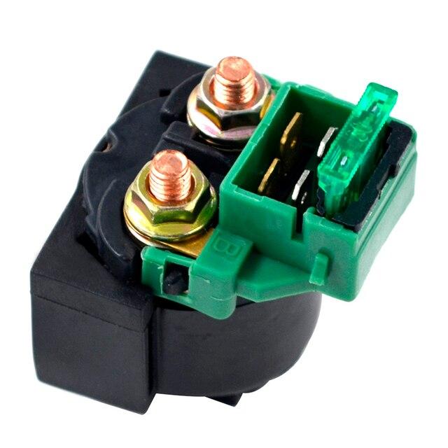 Interrupteur de relais pour moto   Démarreur électrique pour Honda VT1100 VT500 VT500C VT600C / CD VT700 VT 700 500C VT750C XL600V XL 600V