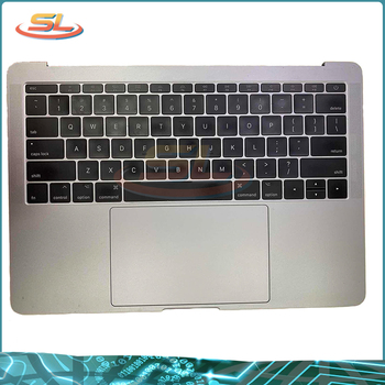 Original A1708 US UK Topcase with Battery Touchpad Touchbar for 13'' MacBook Pro Retina 2016 2017 Year