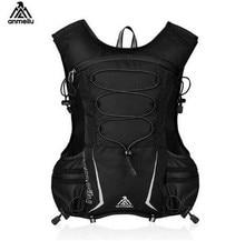 ANMEILU Running 5L Outdoor Running Bag Marathon Backpack Lightweight Climbing Camping Hiking Cycling Bag Hydration Vest Pack