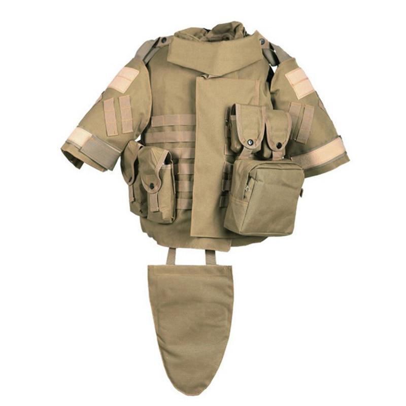 Al aire libre Caza hombres airsoft combat asalto Carrier chaleco colete  Tatico militar Tactical molle MultiCam Militar chaleco 009278be844a4