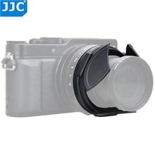 JJC Автоматическая самоудерживающая автоматическая крышка объектива для Panasonic LUMIX DMC-LX100/LEICA D-LUX (Typ 109) как DMW-LFAC1 Защитная крышка