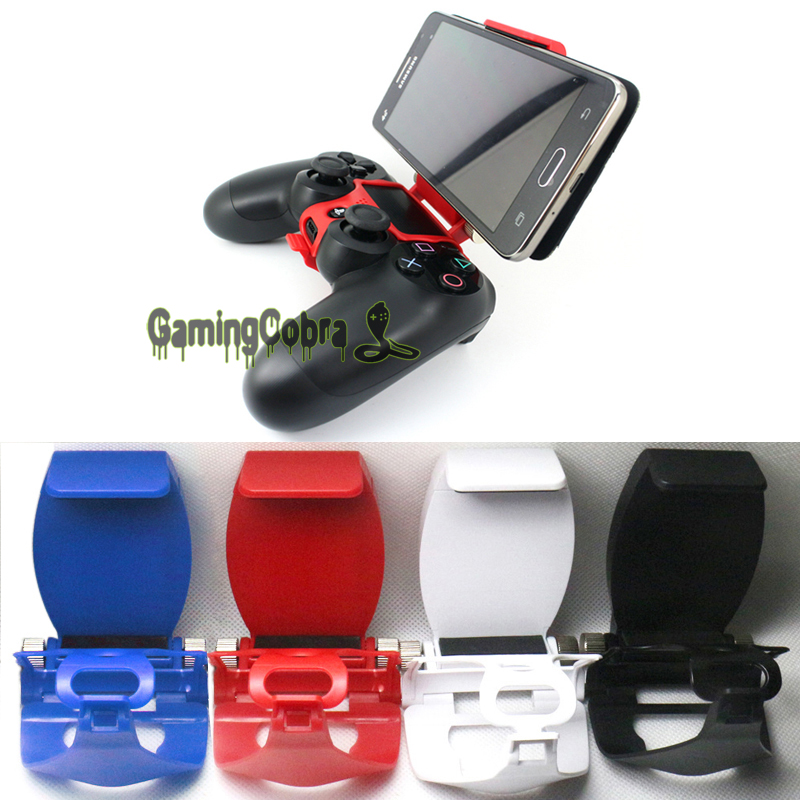 For PlayStation PS4 Game Controller Smart Mobile Phone Clip Clamp Mount Holder