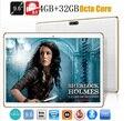 9.6 polegada tablet pc Octa núcleo bluetooth wifi GPS 1280*800 5.1MID 5.0MP 4 GB 32 GB Android 3G WCDMA Phablet DHL Livre grátis
