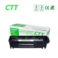 CTT Q2612A 2612A 12a 2612 Toner Cartridge Compatible HP LaserJet 1010 1012 1015 1018 1022 1022N