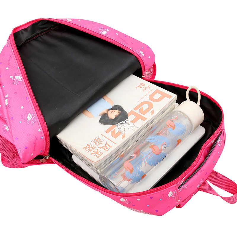 Fashion School Bag 2020 Teenager School Bag waterproof backpack primary school bags Student Shoulder bag for teenage girls