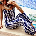 2016 Fashion New Sexy Lady Sleeveless Jumpsuit Full Length Plaid Playsuit Summer Beach Casual Romper