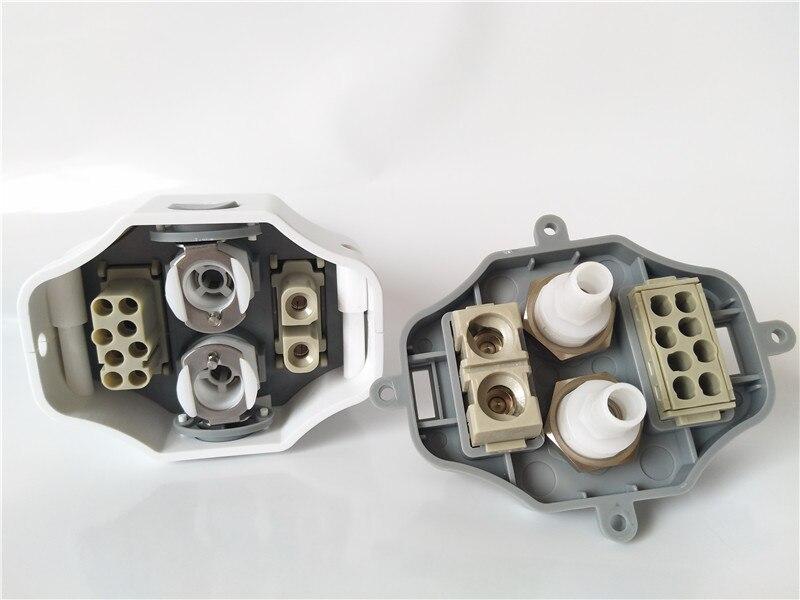IPL handlepiece connecteur, pièce à main connecteur haute qualité IPL connecteur pour machine de beauté