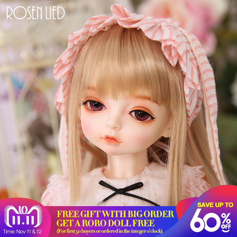 Rosenlied Holiday Pony BJD SD Doll 1 4 Resin Body Model Girls Oueneifs High  Quality Toys Free Eyes Shop RL - aliexpress.com - imall.com d4376b18c5d7