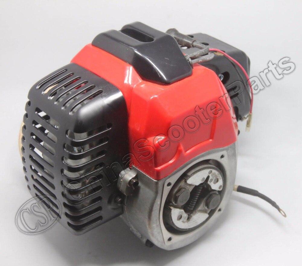 Z/ündspule 2-Takt Motor 49/cc Quad Pocket Dirt Bike Air Cooled