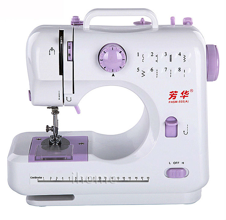 Portable Multi Function Electric Sewing Machine Replaceable Presser Impressive Singer Mini Sewing Machine Price List