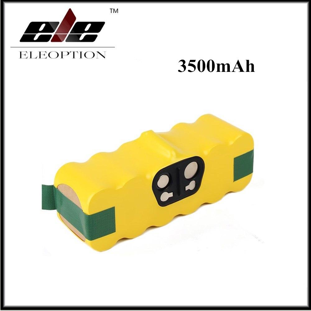 14,4 v 3500 mah NI-MH-AKKU Ersatz Batterie Für iRobot Roomba 500 510 530 570 580 550 620 650 780 790