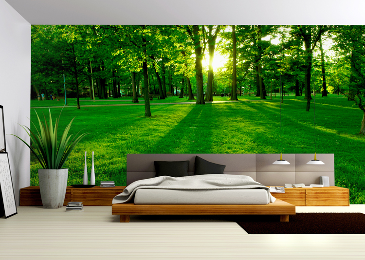 Aliexpress Com Buy Large Custom Mural Wallpapers Living