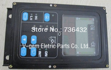 Free shipping!Excavator monitor display panel 7835-10-5000, excavator monitor / display screen apply to Komatsu PC130-7 PC130-7K