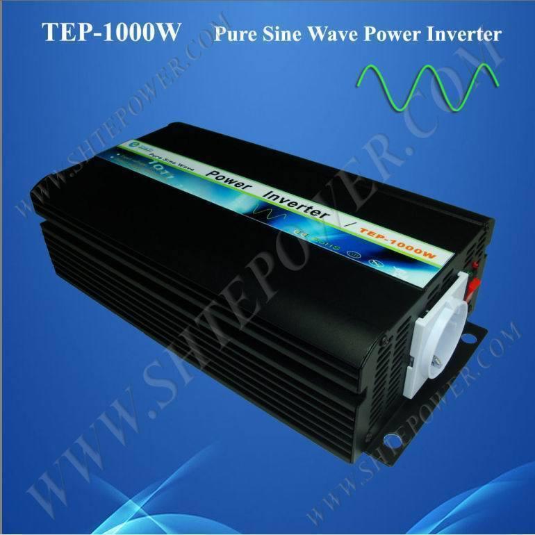 цена на Top seller 1000w off gird 48 volt to 120 volt pure sine wave inverter