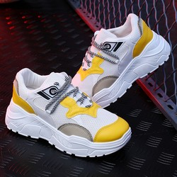 Women Sneakers Autumn Fashion Casual Shoes Woman Comfortable Breathable Flats Female Platform Sneakers Chaussure Femme 5