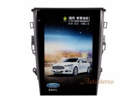 Supper Tesla Android 6 0 12 1 Car DVD Player GPS Navigation For Ford Mondeo MK5