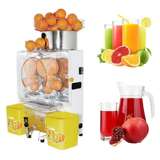 Professional Orange Juicer Automatic Fresh Orange Juice Vending