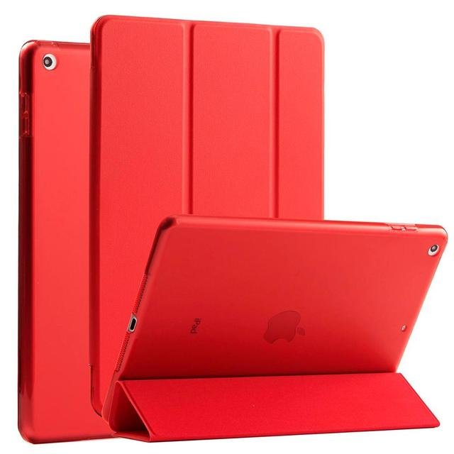 Red Ipad pro cover 12.9 inch 5c649ed9e2716