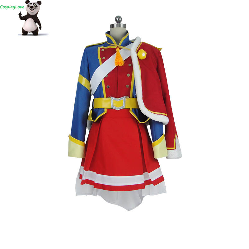 Shoujo Kageki Revue Starlight Karen Aijou Cosplay Costume Custom-made For Christmas Halloween CosplayLove