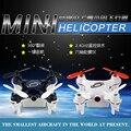 Mini Helicóptero 4CH 2.4G 4 Eixos RC101C 360 0.3MP WIFI Grau Rolo Mini Drone LEVOU Brinquedos Modelo de Avião RC aeronaves