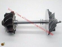 HX55 Turbo части турбины колеса 76.3×86 мм, компрессор колеса 71×99 мм поставщик AAA Частей Турбокомпрессора