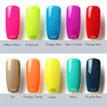 Color Tale Blue Effect 12ml Nail Gel Polish LED UV Gel nail polish soak off 90 colors gel Lacquer(color 31-60)